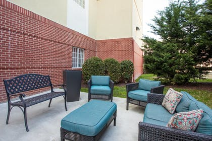 Balcony | Candlewood Suites Virginia Beach/Norfolk
