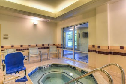Sports Facility   SpringHill Suites by Marriott Arundel Mills BWI Airport
