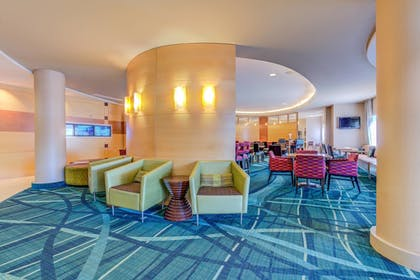 Lobby Lounge   SpringHill Suites by Marriott Arundel Mills BWI Airport