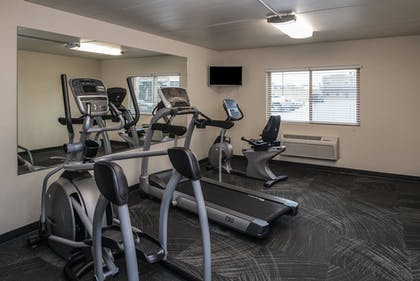 Fitness Facility | AmericInn by Wyndham Belle Fourche