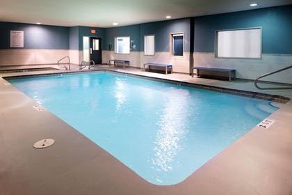 Pool | Holiday Inn Express Hotel & Suites Alamogordo Hwy 54/70