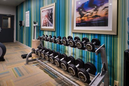 Fitness Facility | Holiday Inn Express Hotel & Suites Alamogordo Hwy 54/70