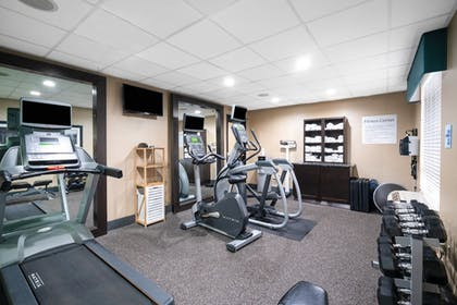 Fitness Facility | Holiday Inn Express & Suites Ashland