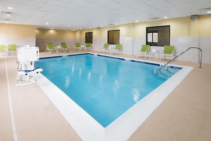 Indoor Pool | Holiday Inn Express & Suites Ashland