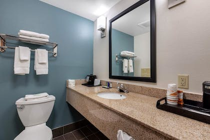 Guestroom | Sleep Inn & Suites Auburn