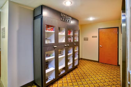 Hotel Interior | Candlewood Suites Killeen - Fort Hood Area