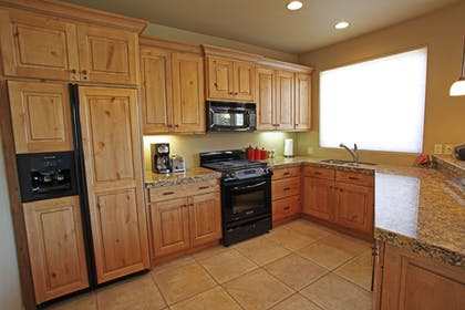 In-Room Kitchen   The Inn At Entrada
