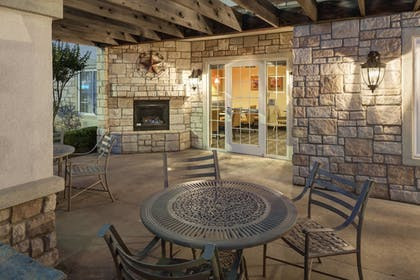 Terrace/Patio | TownePlace Suites by Marriott Texarkana