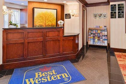Reception | Best Western Plus Fairfield Hotel