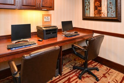 Business Center | Best Western Plus Fairfield Hotel