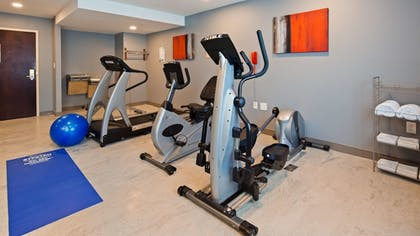 Fitness Facility | Best Western Plus Fairfield Hotel