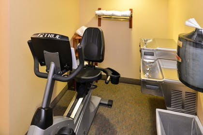 Fitness Studio | Best Western Plus Fairfield Hotel