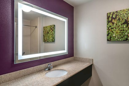Bathroom | La Quinta Inn & Suites by Wyndham Latham Albany Airport