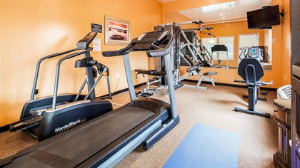 Fitness Facility | Best Western Harrisburg Hershey Hotel