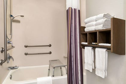 Bathroom | La Quinta Inn & Suites by Wyndham Rapid City