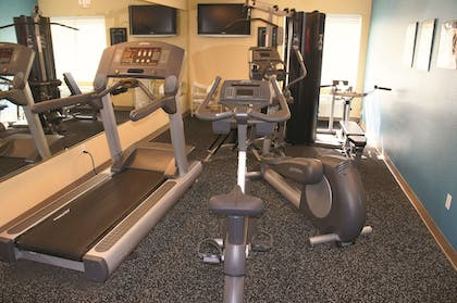 Fitness Facility | La Quinta Inn & Suites by Wyndham Rapid City