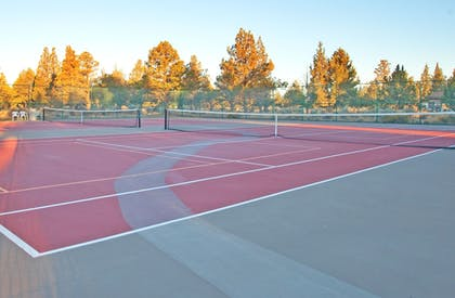 Tennis Court | The Lodge at Eagle Crest Resort