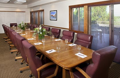 Meeting Facility | The Lodge at Eagle Crest Resort