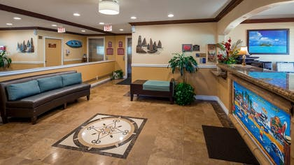Lobby | Best Western Harbour Inn & Suites
