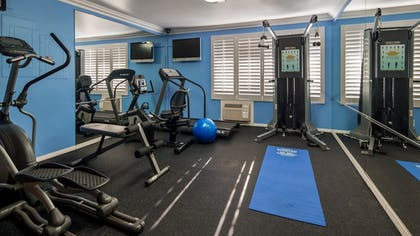 Fitness Facility | Best Western Harbour Inn & Suites