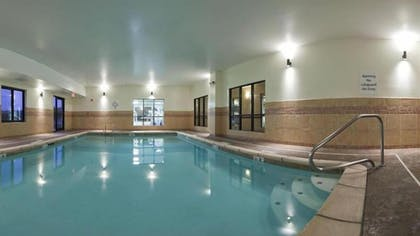 Indoor Pool | Holiday Inn Express Hotel & Suites Rolla - U of Missouri S&T