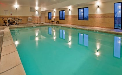 Pool | Holiday Inn Express Hotel & Suites Rolla - U of Missouri S&T