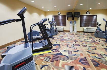 Fitness Facility | Holiday Inn Express & Suites Brandon