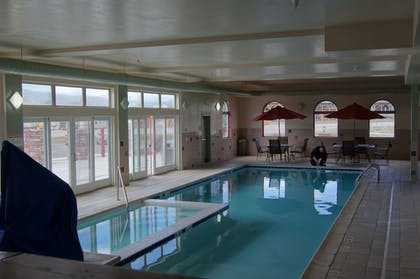 Indoor Pool | Holiday Inn Express & Suites Gunnison