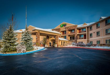 Exterior | Holiday Inn Express & Suites Gunnison