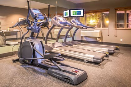 Fitness Facility | Holiday Inn Express & Suites Gunnison