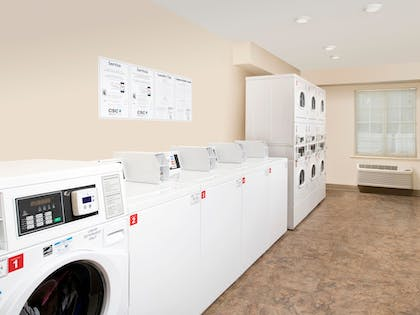 Laundry Room | WoodSpring Suites Pensacola Northeast