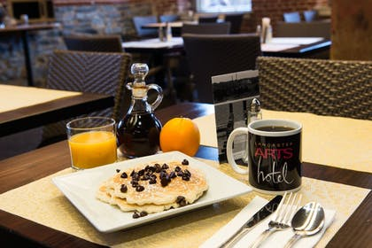 Breakfast buffet | Lancaster Arts Hotel