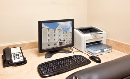 Business Center | Candlewood Suites O Fallon