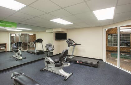 Fitness Facility | La Quinta Inn & Suites by Wyndham Bakersfield North