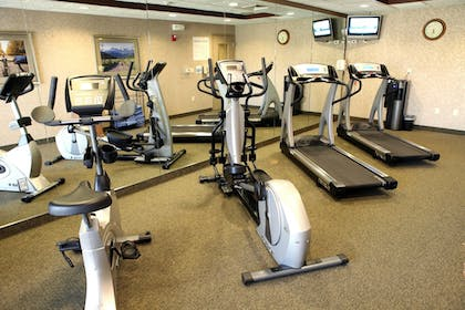 Gym   Holiday Inn Express and Suites Springfield Medical District