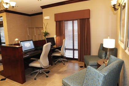 Business Center   Holiday Inn Express and Suites Springfield Medical District