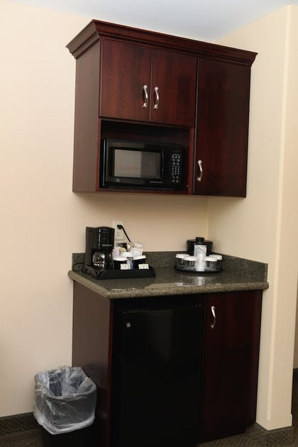In-Room Amenity   Holiday Inn Express and Suites Springfield Medical District