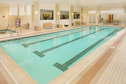 Indoor Pool | The Westin Chicago North Shore