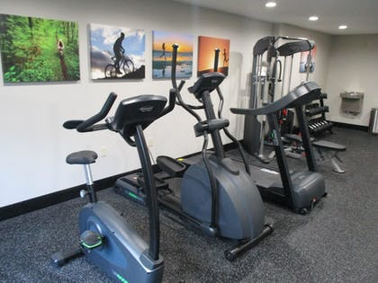 Fitness Facility | Best Western Presidential Hotel & Suites