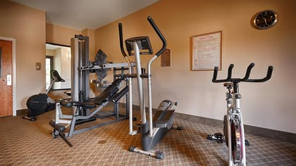 Fitness Facility | Best Western Plus Bass Hotel & Suites