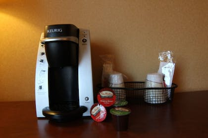 In-Room Coffee | C'mon Inn Hotel & Suites