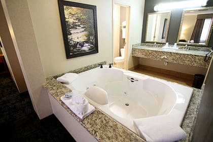 Jetted Tub | C'mon Inn Hotel & Suites