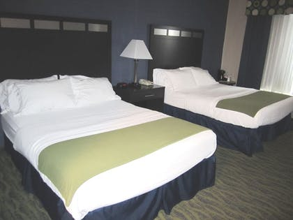 Guestroom   Holiday Inn Express Hotel & Suites DuBois