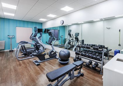 Fitness Facility | Holiday Inn Express Hotel & Suites Orange