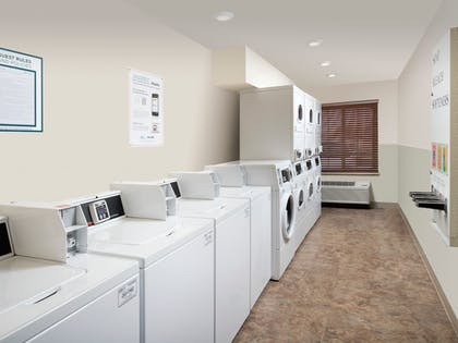 Laundry Room | WoodSpring Suites Wichita Airport