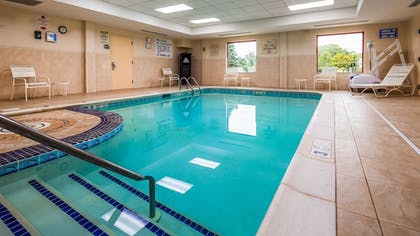 Pool | Best Western Riverview Inn & Suites