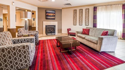 Lobby | Best Western Riverview Inn & Suites
