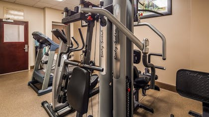 Fitness Facility | Best Western Riverview Inn & Suites