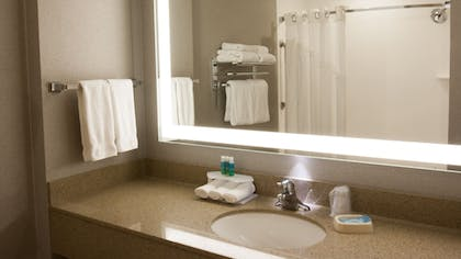 In-Room Amenity | Holiday Inn Express Hotel & Suites Cheney-University Area