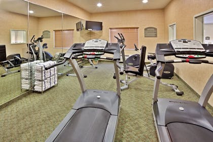 Fitness Facility | Holiday Inn Express Hotel & Suites Cheney-University Area